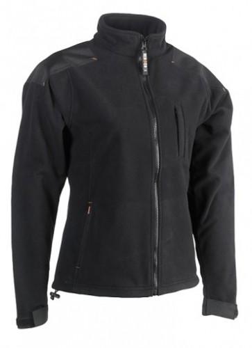 fleece jas dames Hera Herock zwart