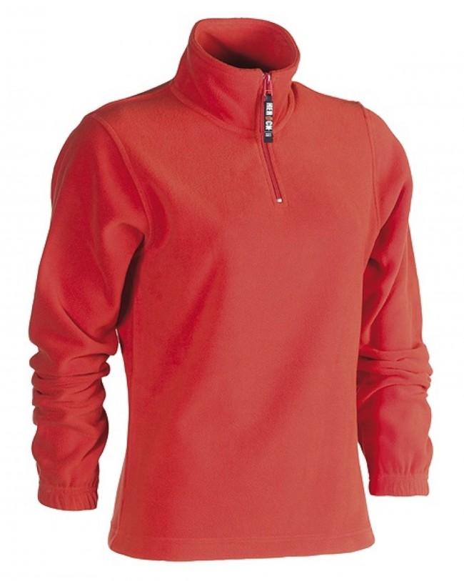 Fleece Trui Dames.Fleece Sweater Aurora Van Herock Workwear Herock Webshop