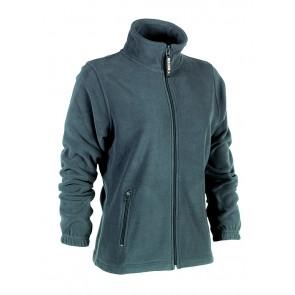 Dames fleece vest Deva Herock groen