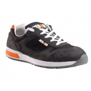 Sneakers S1p werkschoen met stalen zool en stalen neus