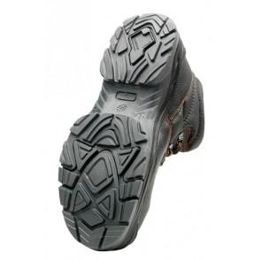 Herock Primus High compo S3 schoenen zwart