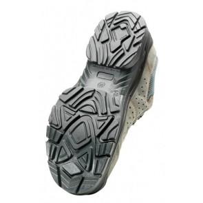 Herock Perfo Grey Low S1P schoenen grijs