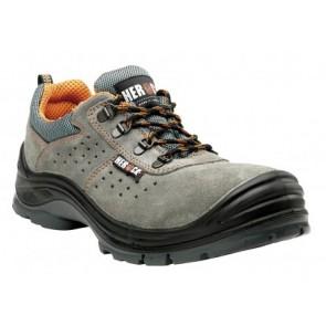 Werkschoen Perfo Grey Low S1P schoenen grijs Herock