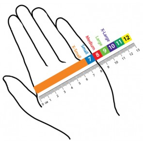 Herock snijbestendige handschoen snij-5 ACTIE